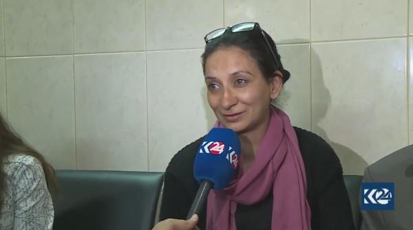 Az iraki keresztény Ritát az Iszlám Állam négyszer adta el szexrabszolgának (videó)