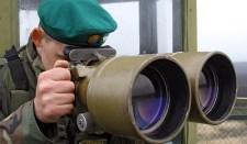 Az USA technikával látta el az ukrán határőröket