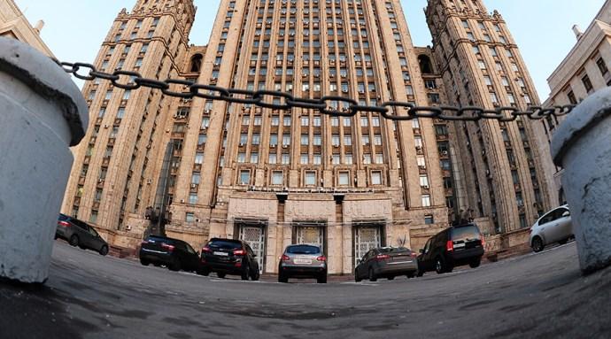 Oroszországban eltávolították az USA konzulátus parkolóját