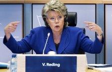 Reding: A probléma neve cigányság – VIDEÓ