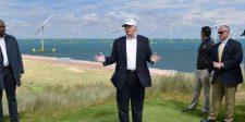 Hiába Trump mesterkedése, felállt a világ legnagyobb szélerőműve