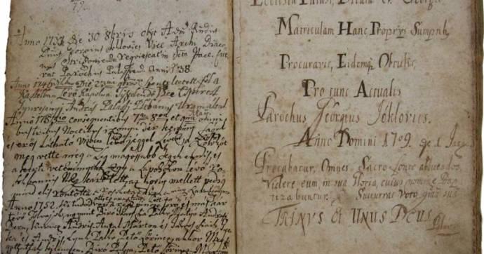 Családfakutatás:Az anyakönyvek rejtelmei