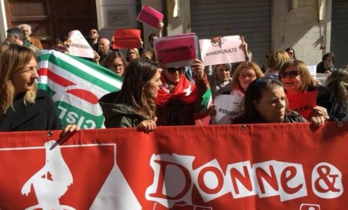 A ronda nőket meg lehet erőszakolni egy olasz bírósági ítélet szerint