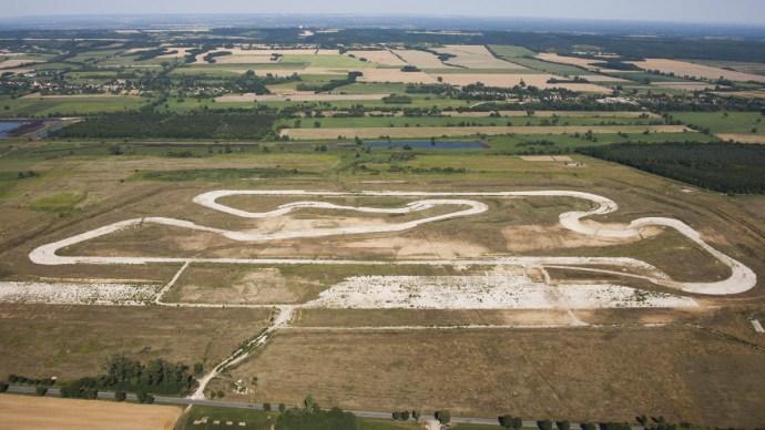 Ellopták a tervezett MotoGP-pálya alapkövét