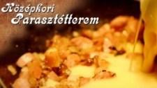 Leparasztozzák és lecsürhézik a vendégeket, mégis népszerű a középkori étterem Párkányban