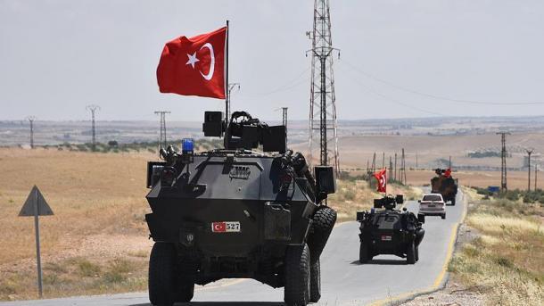 Komoly konfliktust okozhat a török biztonsági övezet Szíriában