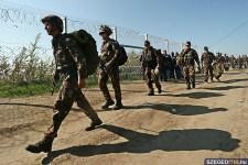 VÉGRE! Fegyveres honvédek a déli határon! (videó)