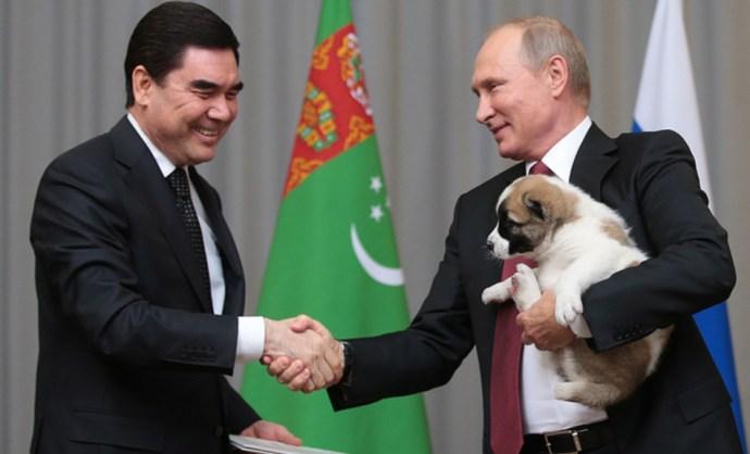 Így még nem nyaltak be Putyinnak