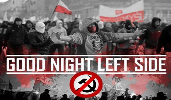 Lengyel nacionalisták csaptak szét egy antifasiszta fesztivált Londonban
