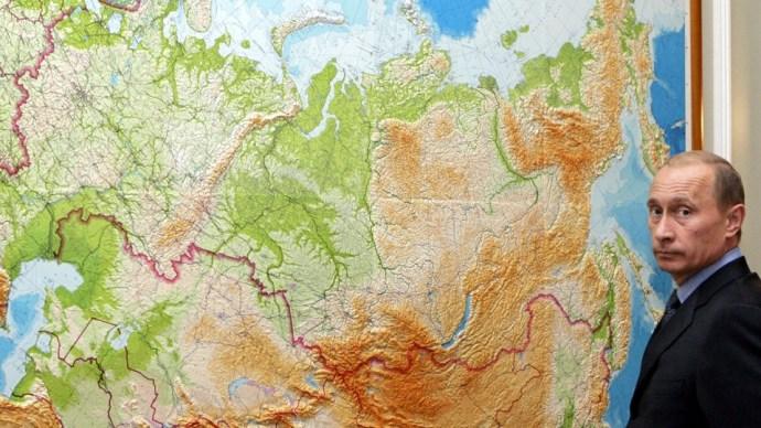 Eltorzítottak a történelmi és a földrajzi igazságok- Putyin új világatlaszt akar