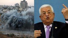 A palesztin elnök felmond minden egyezményt Izraellel a lakásrombolások miatt