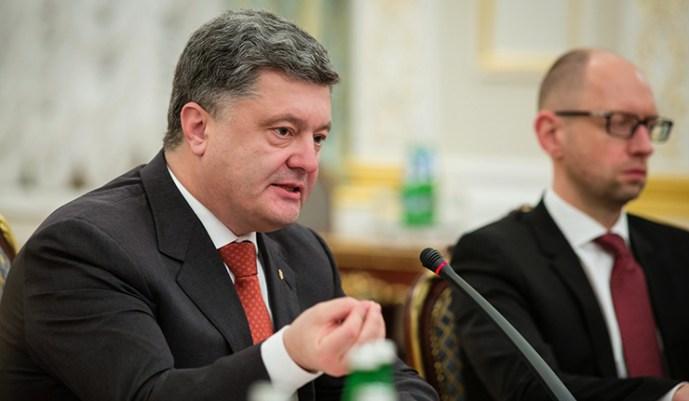 Ukrajna elismerte külföldi zsoldosok alkalmazását