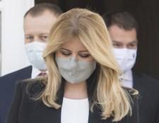 Čaputová értékeli az eddig elfogadott járványellenes intézkedéseket