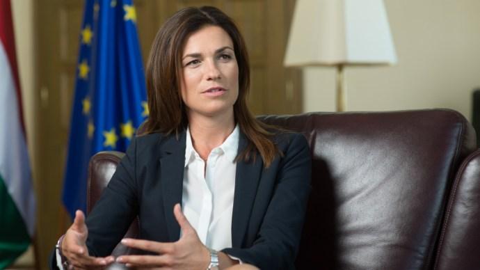 Varga Judit: még csak a legelején vagyunk egy nagyon nehéz tárgyalássorozatnak