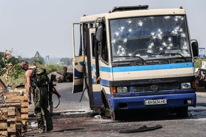 Kijev: Ukrajnának nem kell az orosz segítség