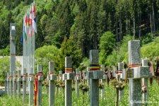 Magyar parancsnok: Bukarest számára is egyértelművé vált a sírgyalázás az úzvölgyi katonatemetőben