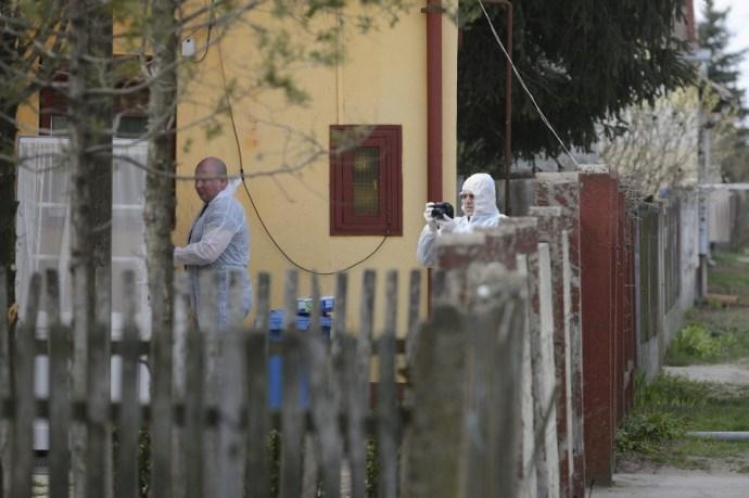 Elfogták az idős házaspár feltételezett gyilkosát