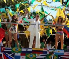 Pazar nyitóünnepséggel készülnek a brazilok a vb-re