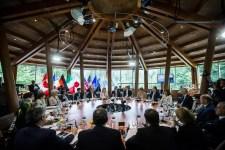 Amerika megkapta a magáét a G7-ektől