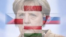 Németország és a V4-ek közti mélyülő szakadékról cikkez a külföldi sajtó