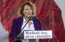 Ungár Klára egy rejtőzködő heteroszexuális