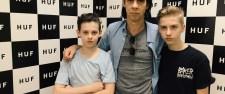 Tragédia: Meghalt Nick Cave 15 éves fia
