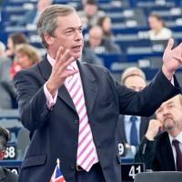 Nigel Farage: Mi provokáltuk ki a válságot
