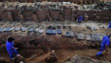 Kétezer éves szeszes italt találtak kínai régészek egy ősi síremlékben