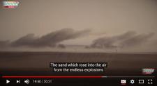 Rendkívüli helyszíni tudósítás az abház hírügynökségtől a szíriai sivatagi csatáról
