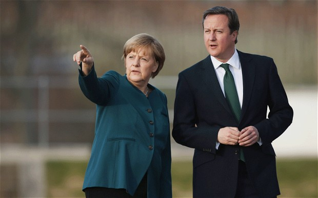 Merkel engedményeket tehet Cameronnak
