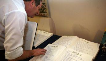 Tovább bővülhet a Biblia
