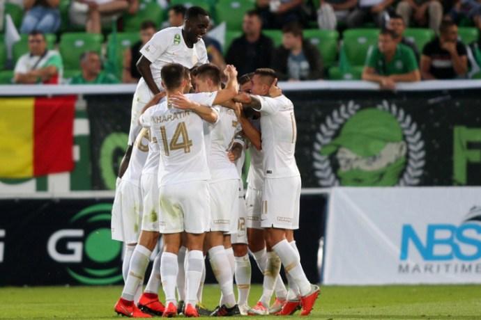 BL-selejtező – A Ferencváros kettős győzelemmel jutott tovább