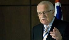 """Václav Klaus: """"Európa tragikus hibája az euró"""""""