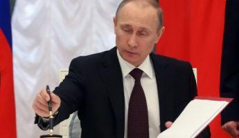 Befejeződött a Krím félsziget csatlakozási folyamata