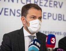 Matovič szerint Lučanský tehető felelőssé a közlekedés összeomlásáért