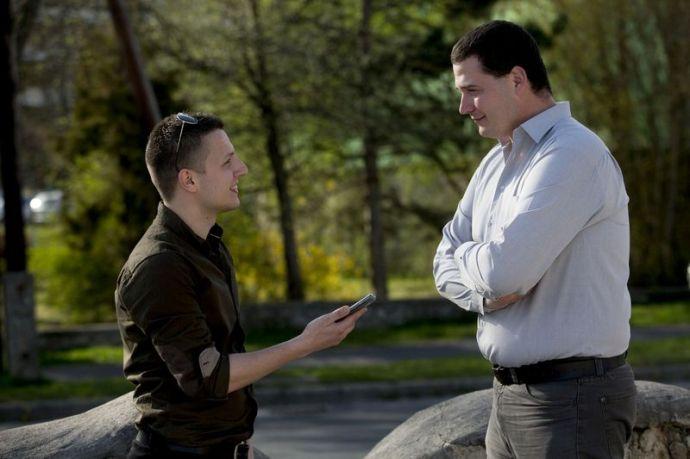 A Célpont vezetője, Kisberk Szabolcs az N1TV főszerkesztője lett