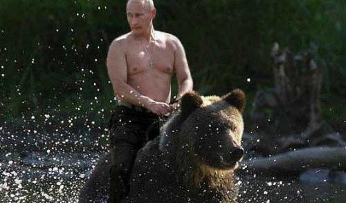Az egekben Putyin támogatottsága
