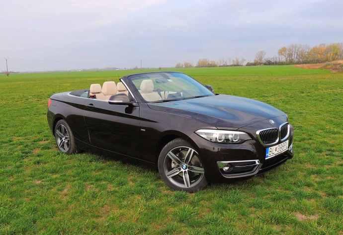 Autós-körkép: BMW 220i Cabrio – Ékszerdoboz