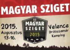 Csütörtökön kezdődik a Magyar Sziget a Velencei tónál – itt vannak a programok