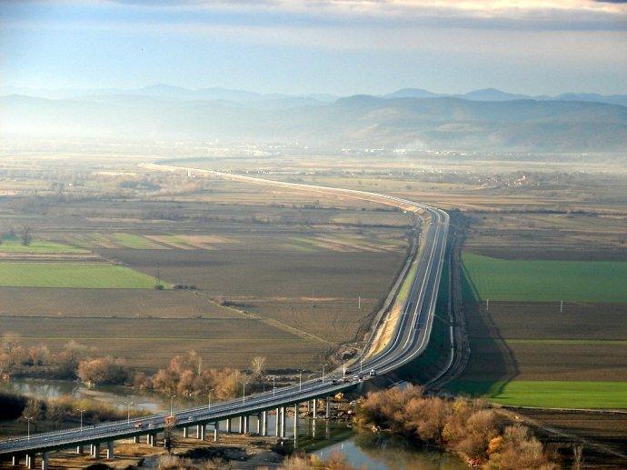 Lezárják a tíz hónapja átadott Nagyszeben–Szászváros autópályát