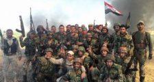 Megindult a Damaszkuszi Acél Hadművelet  (képek, videók)