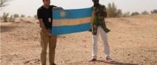 Székely zászlóval Afrikában – Pákó, az időutazó didikirály