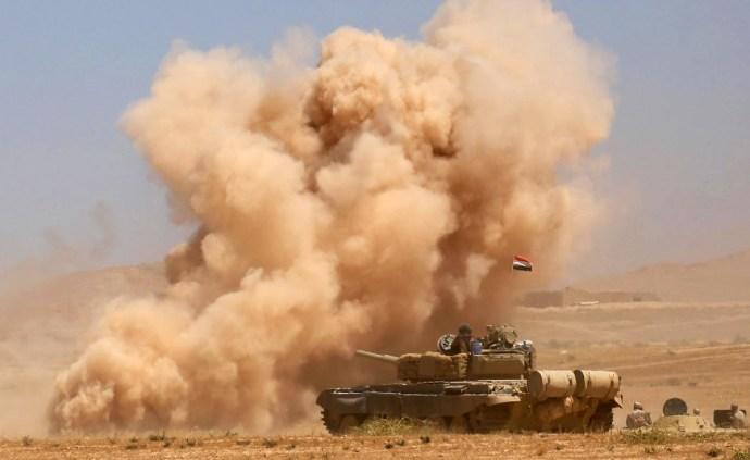 Ezúttal síita harcosokkal néz szembe az Iszlám Állam