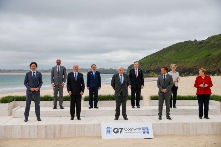 G7-csúcs: Johsnon szerint nem szabad elkövetni ugyanazt a hibát, mint a 2008-sa világválság után