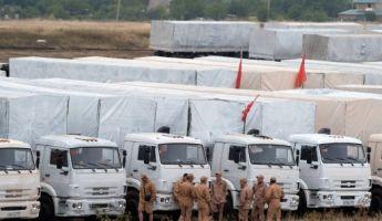Lelőttek egy menekülteket szállító konvojt