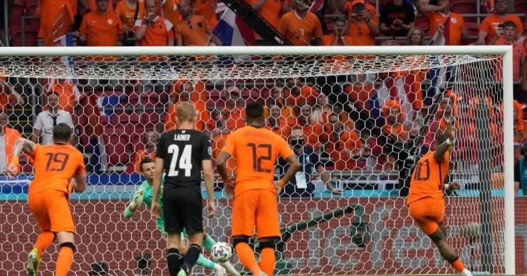 Könnyed holland győzelem Ausztria ellen