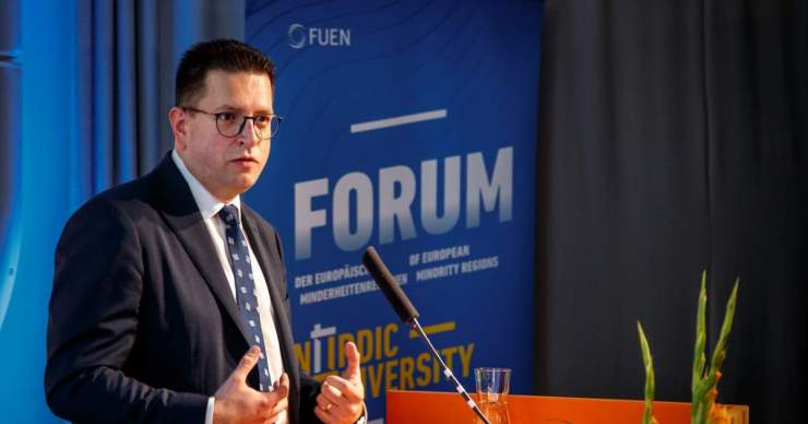 Vincze Loránt: Európa kisebbségeinek lehetőséget kell adni, hogy hozzájáruljanak a társadalom és a gazdaság fejlődéséhez
