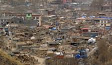 Kínában pusztító hatású földrengés történt