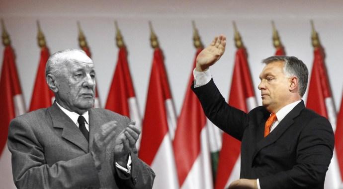Kádár népe? Orbán népe?
