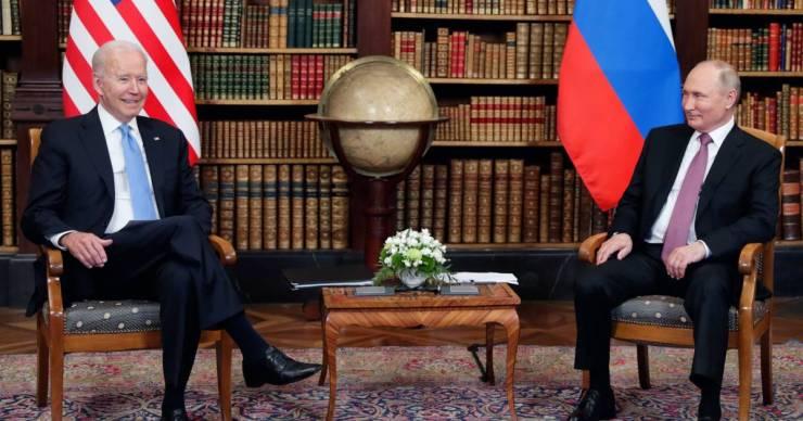 Biden-Putyin találkozó: Vissza az időben?
